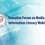 Executive Forum on Media and Information Literacy Webinar
